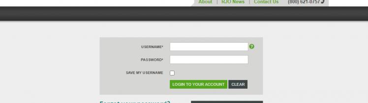 RJO Secure Logo