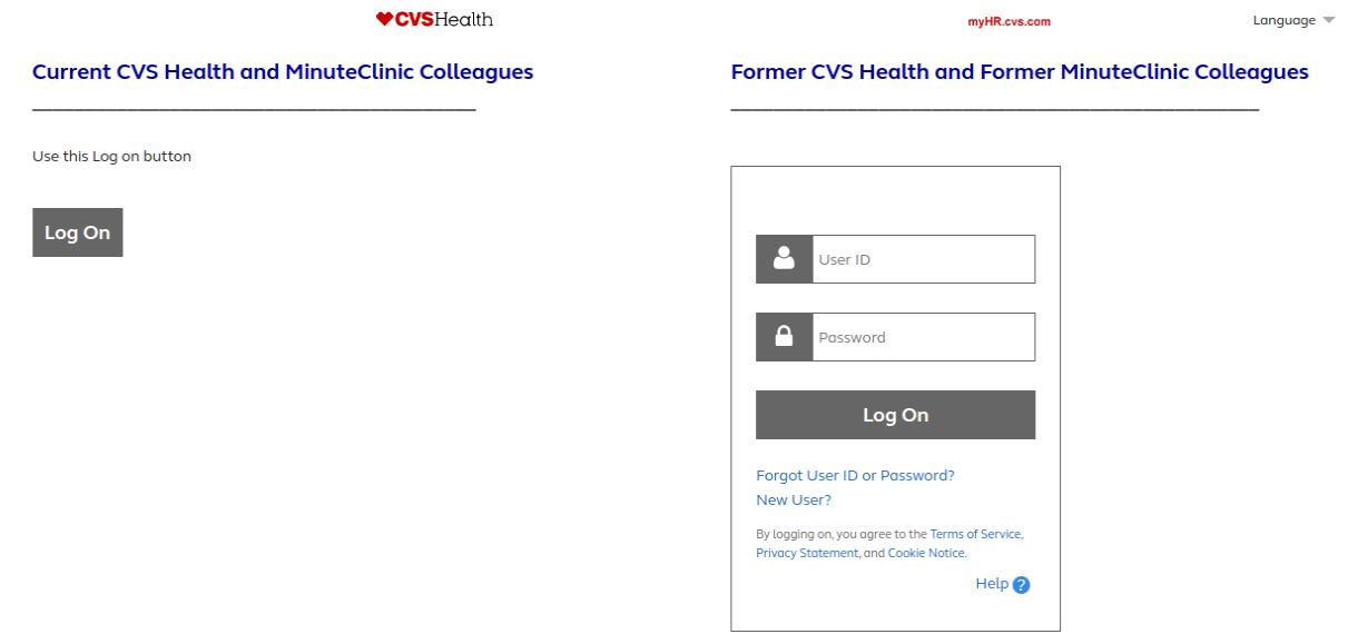CVS Health Login