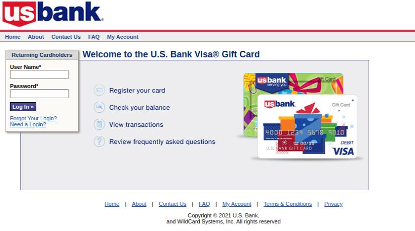 Usbankmyaccount login