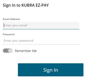 Kubra payment