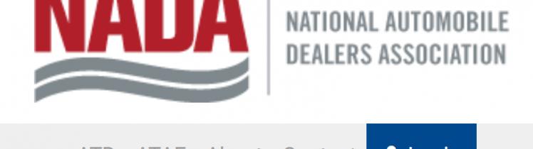 NADA Retirement Program Logo
